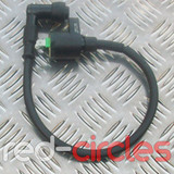 PITBIKE / ATV IGNITION COIL & HT LEAD (TYPE 2)