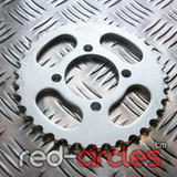CLASSIC PITBIKE REAR SPROCKET - 37 TOOTH / 420 PITCH