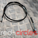 PITBIKE REAR DRUM BRAKE CABLE