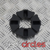 "12"" PITBIKE REAR DRUM BRAKE CUSH DRIVE CUSHIONS"