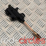 REAR HYDRAULIC MASTER CYLINDER - BLACK