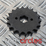 20mm PITBIKE / ATV FRONT SPROCKET - 18 TOOTH / 428 PITCH