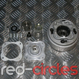 PITBIKE / ATV MANUAL CLUTCH BASKET - (50cc - 125cc)