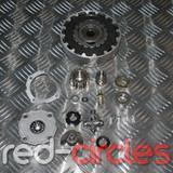 PITBIKE / ATV AUTOMATIC CLUTCH BASKET - (50cc - 125cc)
