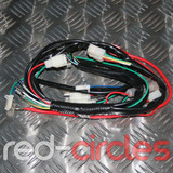 PITBIKE / ATV WIRING LOOM - (ELECTRIC START)
