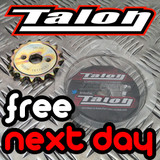 TALON 17mm PITBIKE / ATV FRONT SPROCKET - 16 TOOTH / 428 PITCH