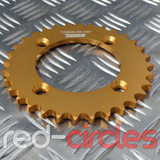 HONDA CRF110F TALON REAR SPROCKET - 33 TOOTH