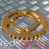 HONDA CRF110F TALON REAR SPROCKET - 43 TOOTH
