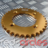 TALON PITBIKE SDG REAR SPROCKET - 33 TOOTH / 420 PITCH