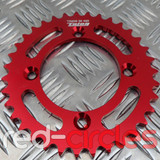 RED TALON PITBIKE SDG REAR SPROCKET - 35 TOOTH / 420 PITCH