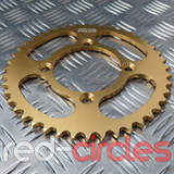 TALON PITBIKE SDG REAR SPROCKET - 43 TOOTH / 428 PITCH