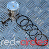 YX125 PITBIKE / MONKEY BIKE PISTON & RINGS KIT - 52.4mm