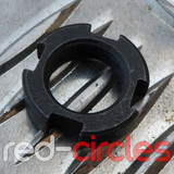 YX125 / YX140 CLUTCH RETAINING CASTLE NUT
