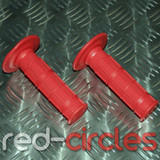 PITBIKE SOFT GRIPS - RED