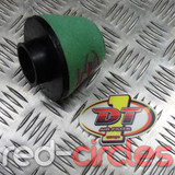 PRE-OILED 30mm DT1 PIT BIKE AIR FILTER