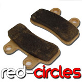SINTERED MAHLER BRAKE PADS