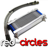 TB STYLE OIL COOLER