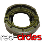 PIT BIKE DRUM BRAKE SHOES / PADS - 125mm