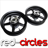 "12"" MAG SUPERMOTO WHEELS SET"
