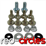 CRF70 PLASTICS FITTING BOLTS KIT
