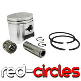 44mm 49cc MINI MOTO PISTON & RINGS SET