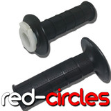 PITBIKE QUICK ACTION THROTTLE TUBE AND GRIPS