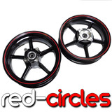 "12"" MAG SUPERMOTO 'RR' WHEELS SET"