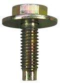 M6x20mm BOLT & WASHER UNIVERSAL (For all makes of Cars) Pack of 10