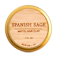 Spanish Sage Matte Hair Clay