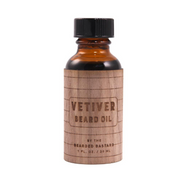 Vetiver Beard Oil