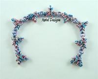 Barbwire Byzantine Bracelet kit