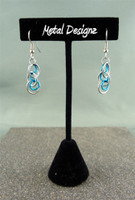 Garter Belt Hoop Earrings
