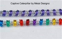 Captive Caterpillar Bracelet