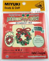 Miyuki Mascot Bead Kit - Wreath