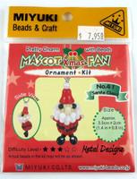Miyuki Mascot Bead Kit - Santa
