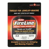 Fireline 4 lb Smoke