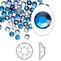 Swarovski hotfix crystal rhinestone Glacier 4mm