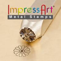 Daffodil Stamp- 6mm - ImpressArt