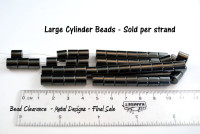 Magnetic Beads - CLEARANCE - Large Cylinder