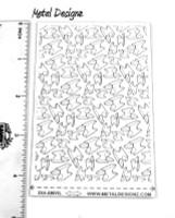 Laser Cut Texture Paper - Anvils