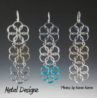 Borealis Long Earring Kit - Karen Karon - Kit Only - No Tutorial Included