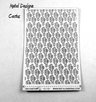 Laser Cut Texture Paper - Cactus New