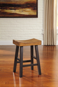 Glosco Two-tone Stool (2/CN)