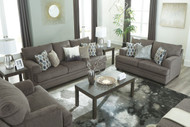 Dorsten Slate Sofa,Loveseat & Chair and a Half