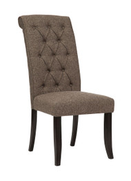 Tripton Graphite Dining Upholstered Side Chair