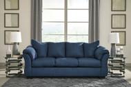 Darcy Blue Sofa