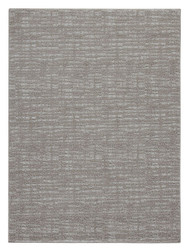 Norris Taupe/White Large Rug