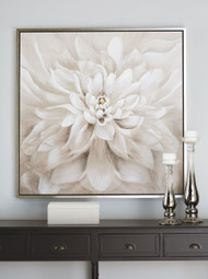 Jalisa Taupe Wall Art