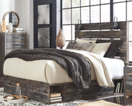 Drystan Multi Queen Panel Bed with Storage