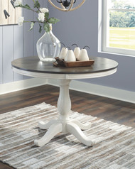 Nelling Two-tone Dining Room Table